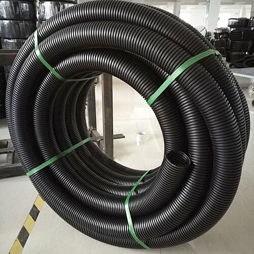 "2-1/2"" Nylon Corrugated Flexible Conduit - 82Feet"